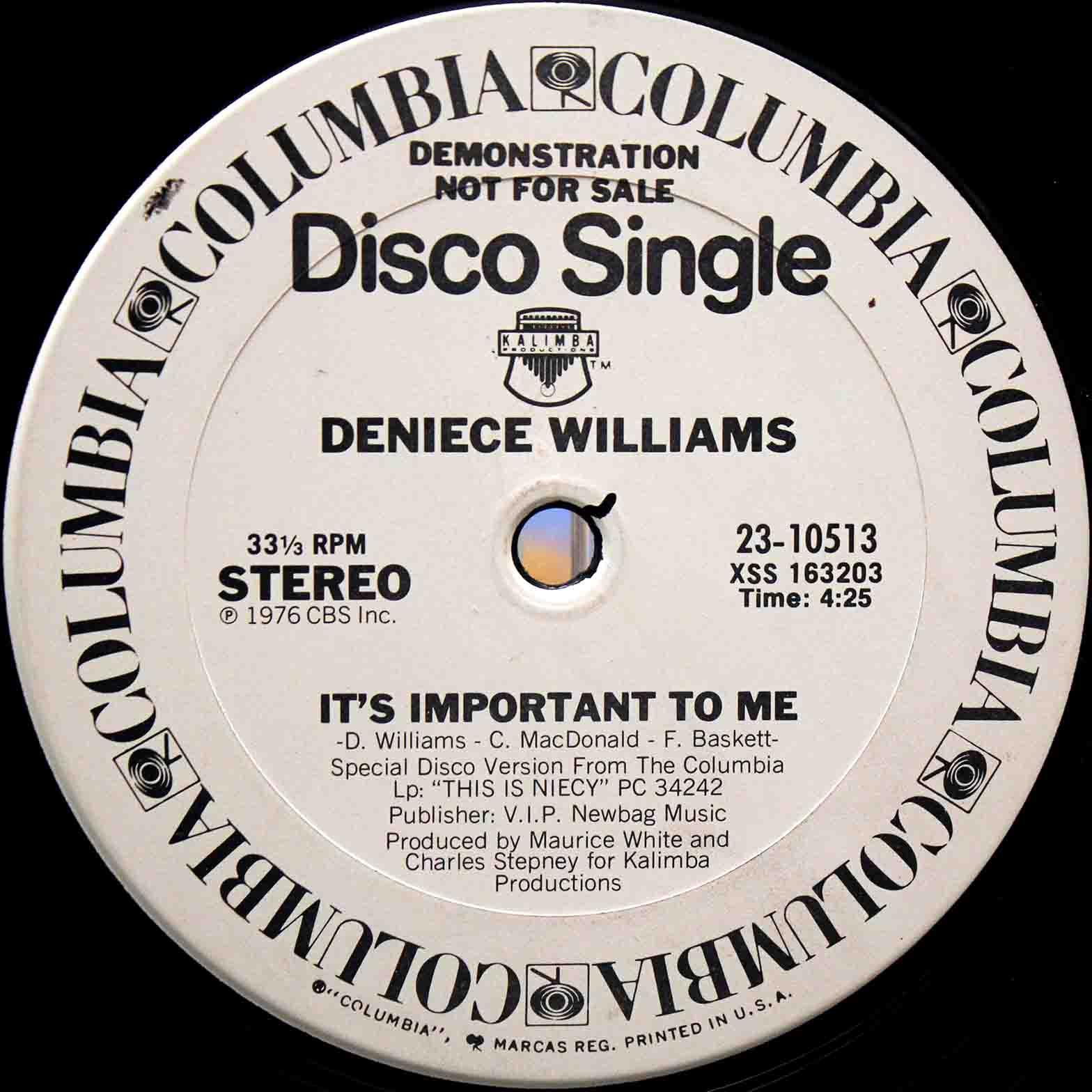Deniece Williams - Free 04