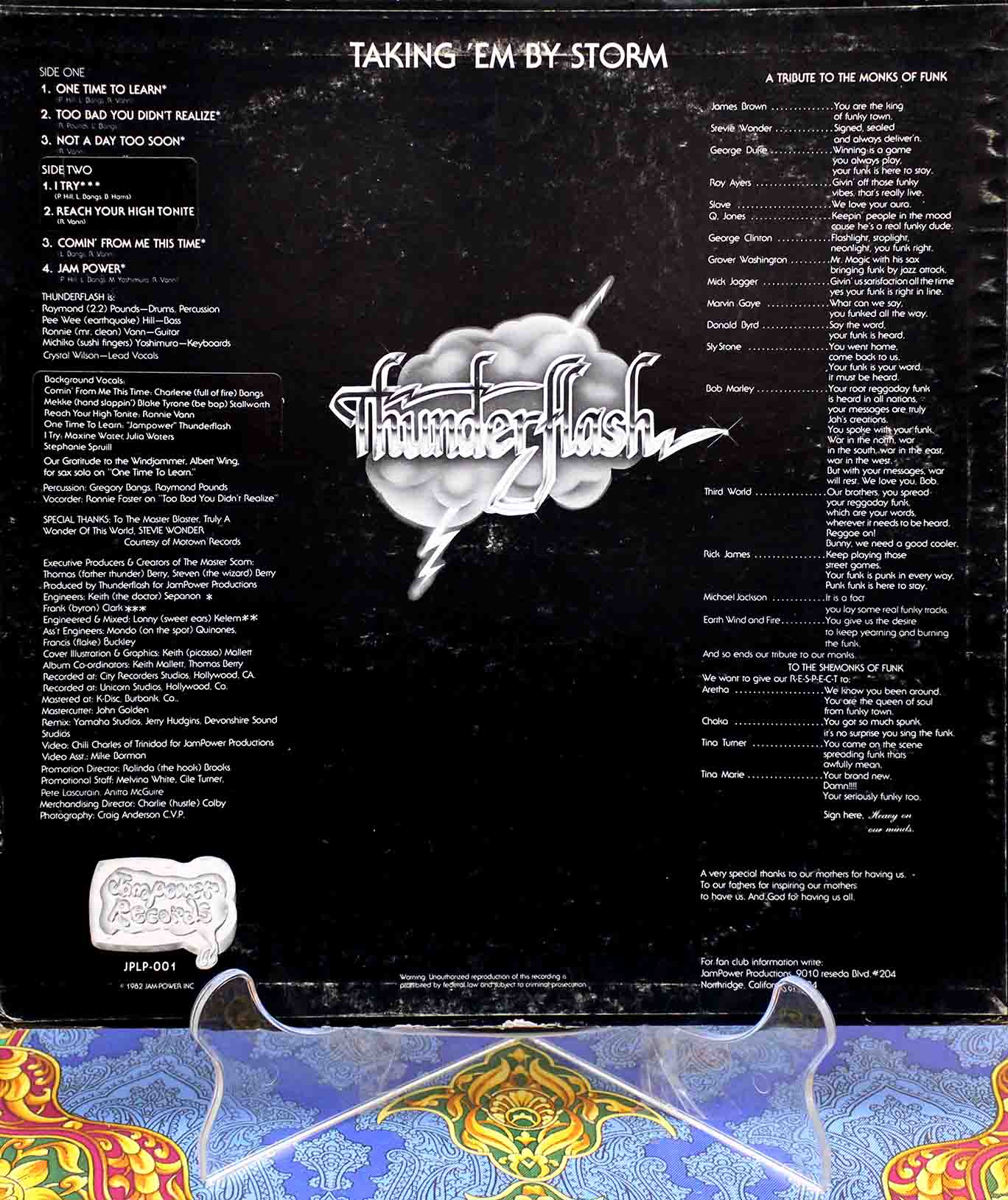 Thunderflash – Taking Em By Storm 02