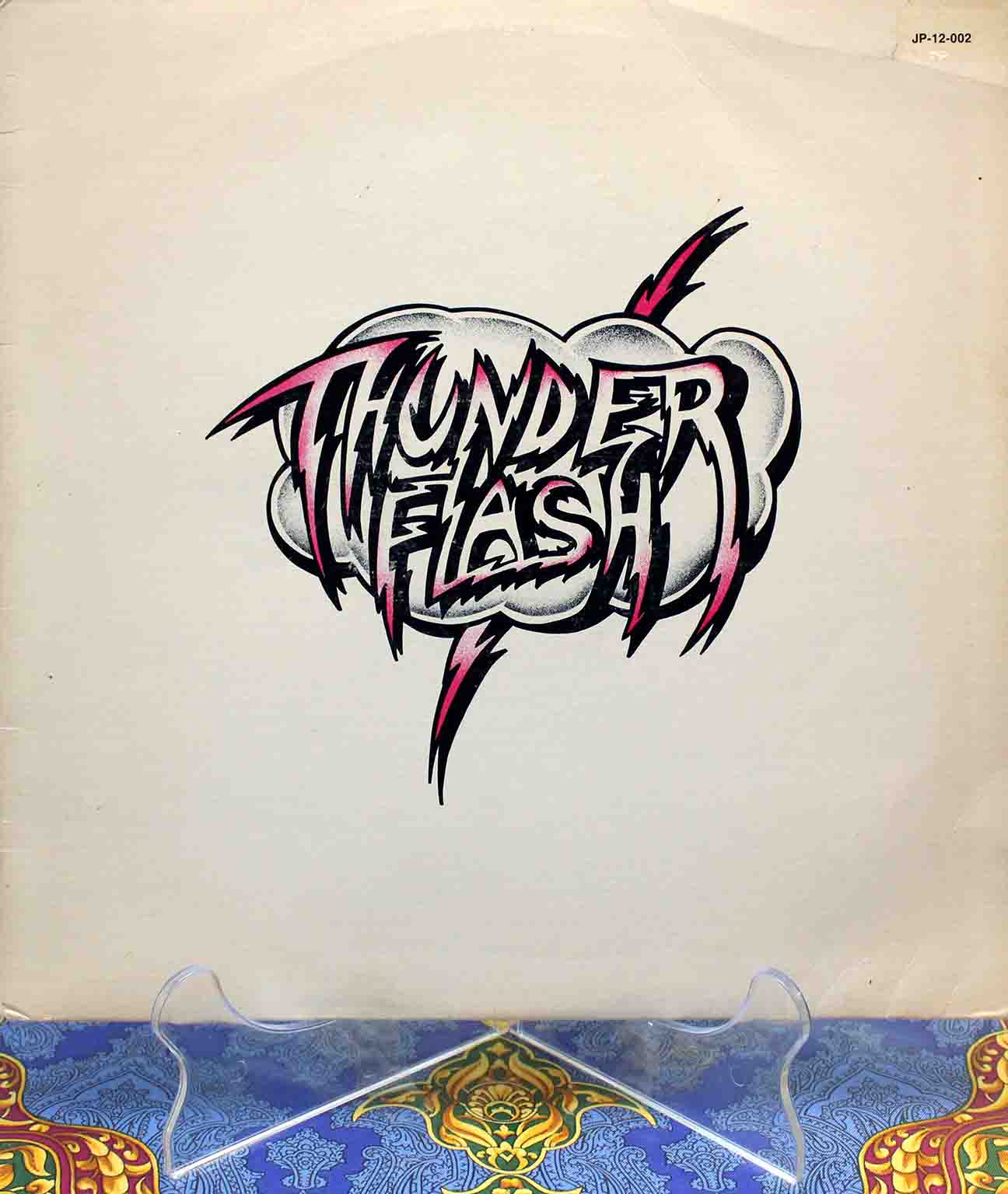 Thunderflash ‎– Not A Day Too Soon 01