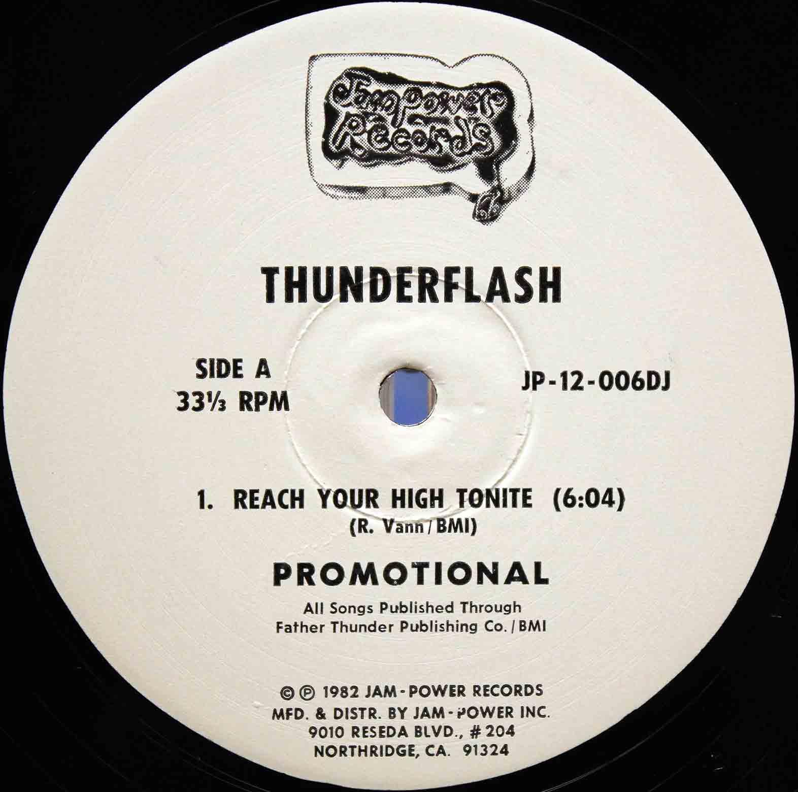 Thunderflash – Reach Your High Tonite 03