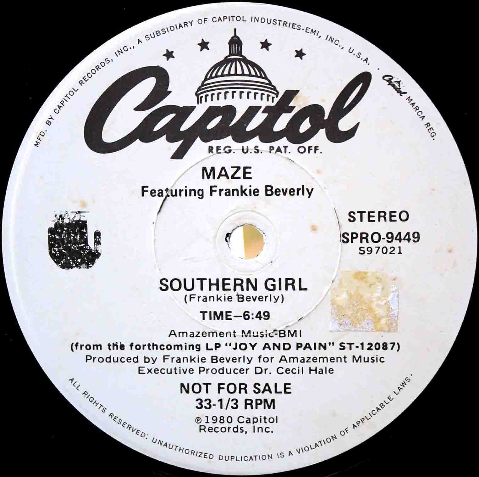 Maze - Southern Girl 03