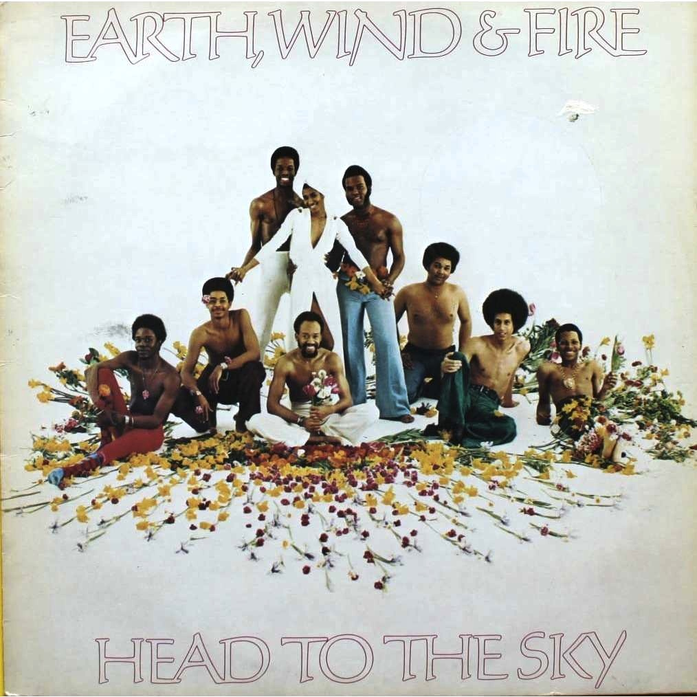 Earth, Wind Fire - Head To The Sky 01