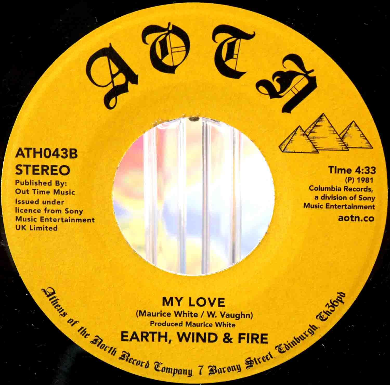 Earth, Wind Fire – Brazilian Rhyme 02