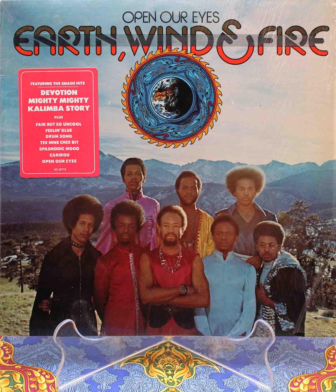 Earth, Wind Fire - Open Our Eyes 01