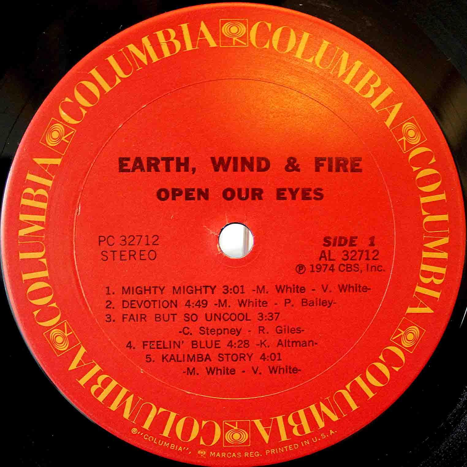 Earth, Wind Fire - Open Our Eyes 03