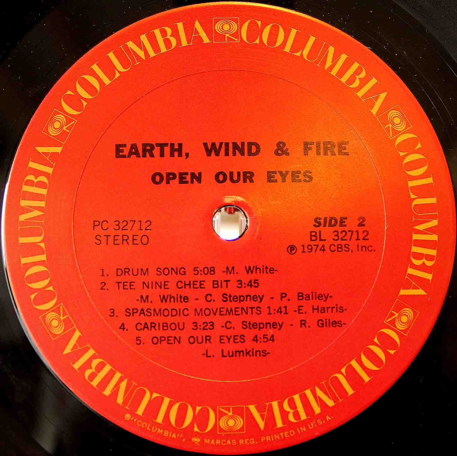 Earth, Wind Fire - Open Our Eyes 04