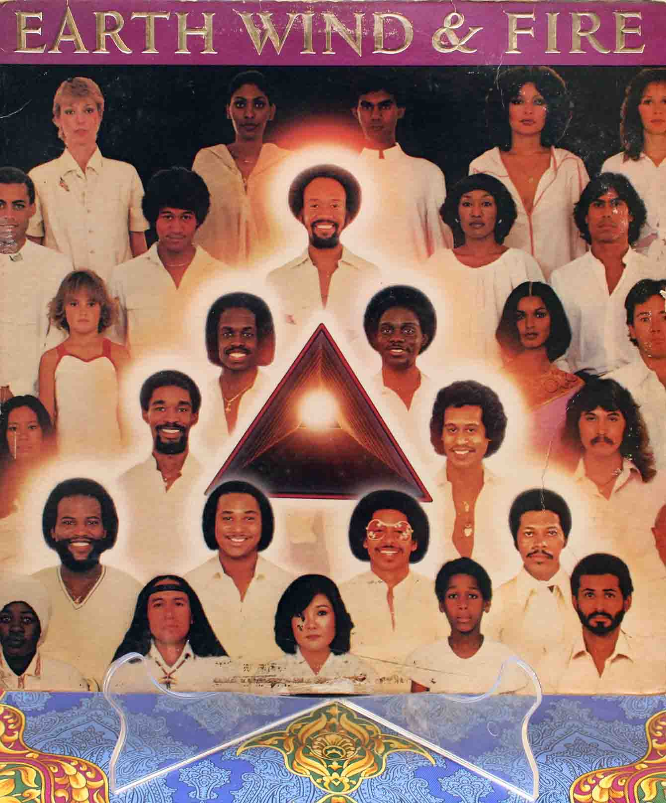 Earth, Wind Fire – Faces 01