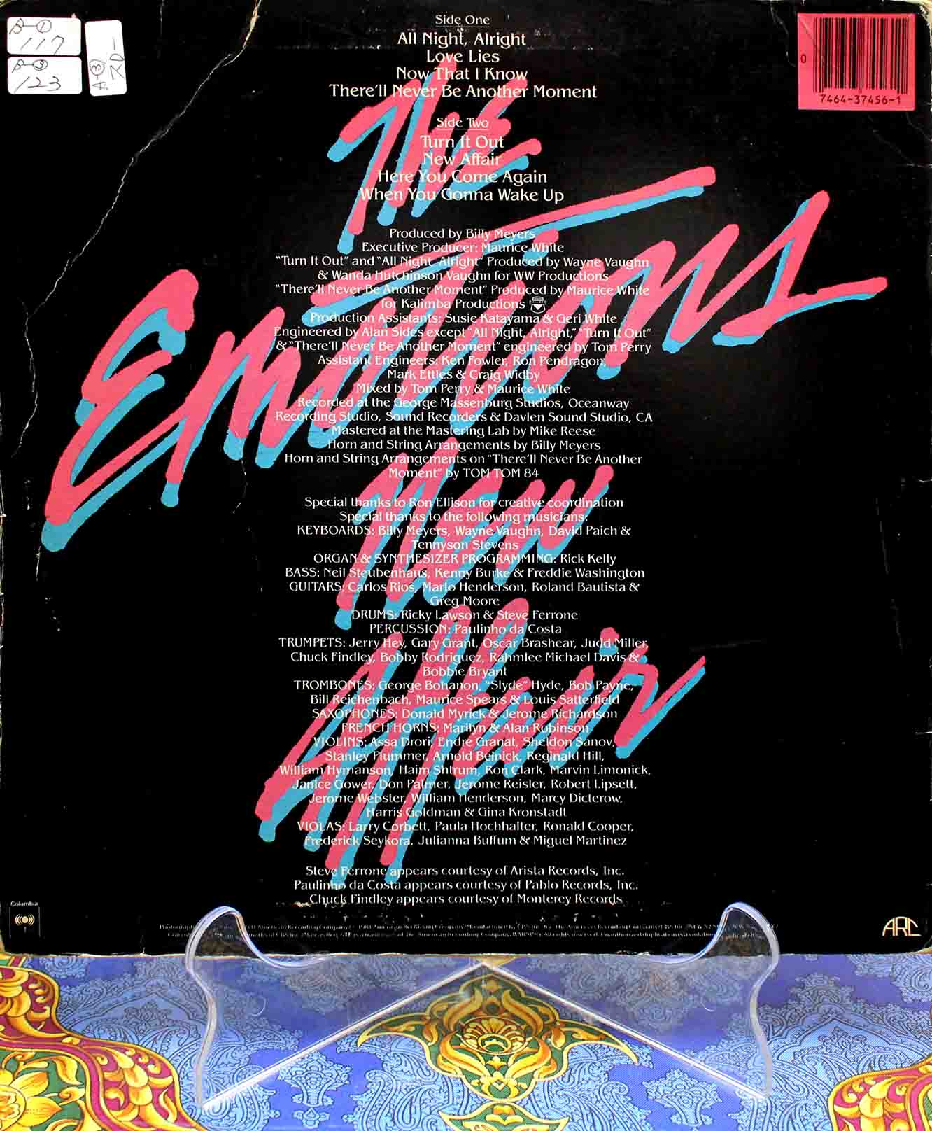 The Emotions – New Affair 02