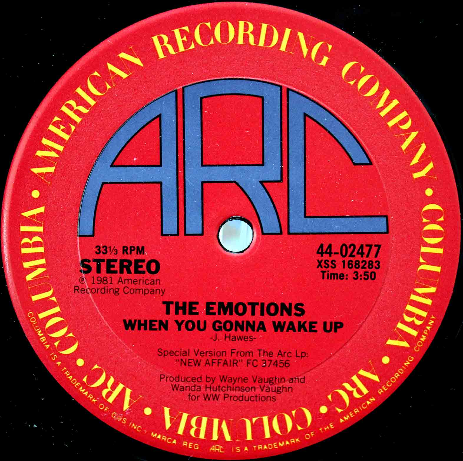 The Emotions – Turn It Out 04