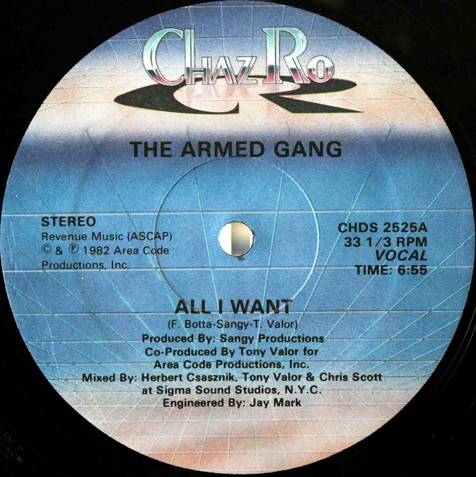Armed Gang ‎– All I Want 03