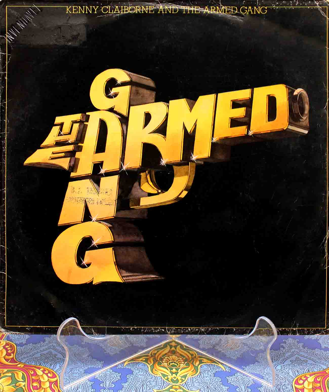 Armed Gang – The Armed Gang LP 01