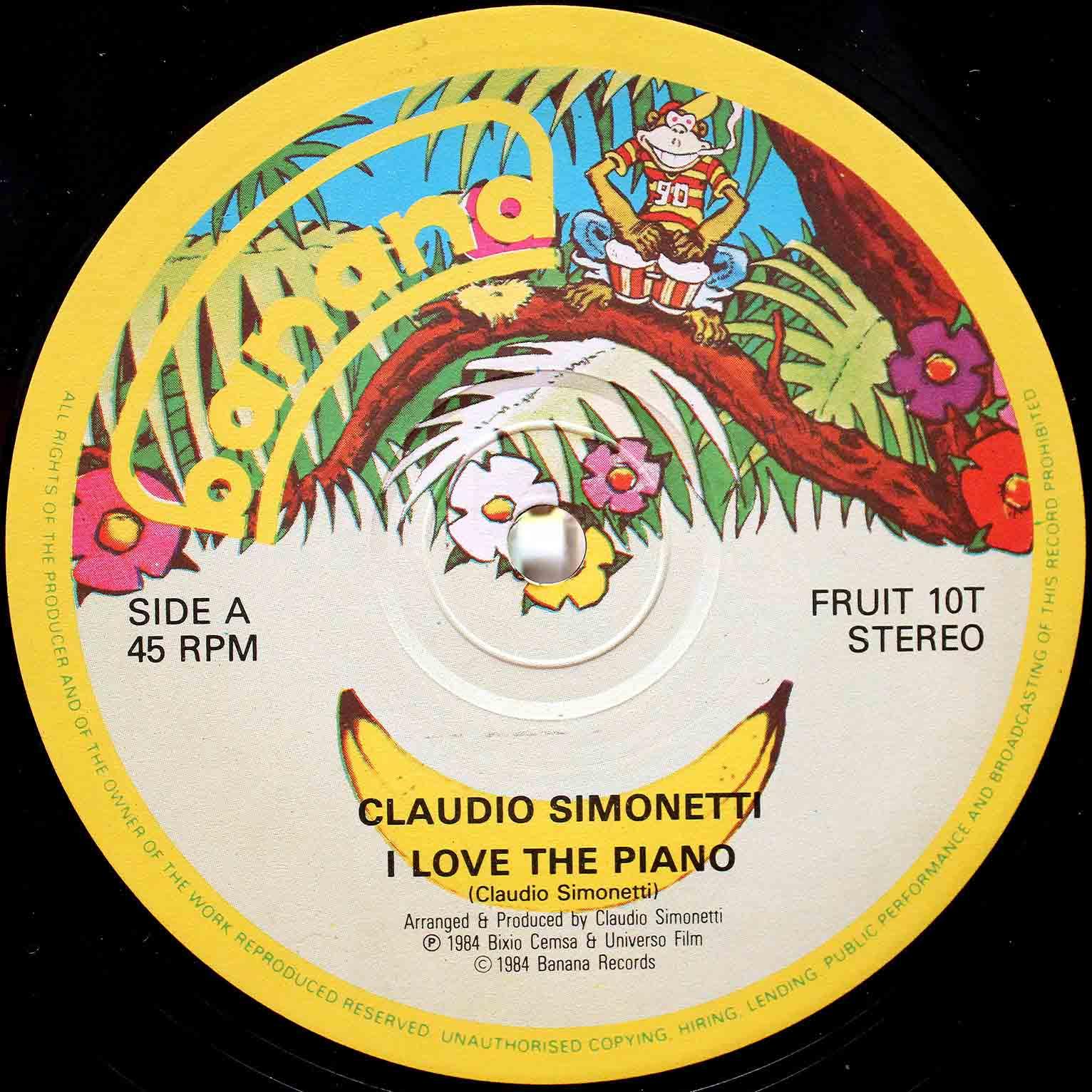 Claudio Simonetti I Love The Piano 03
