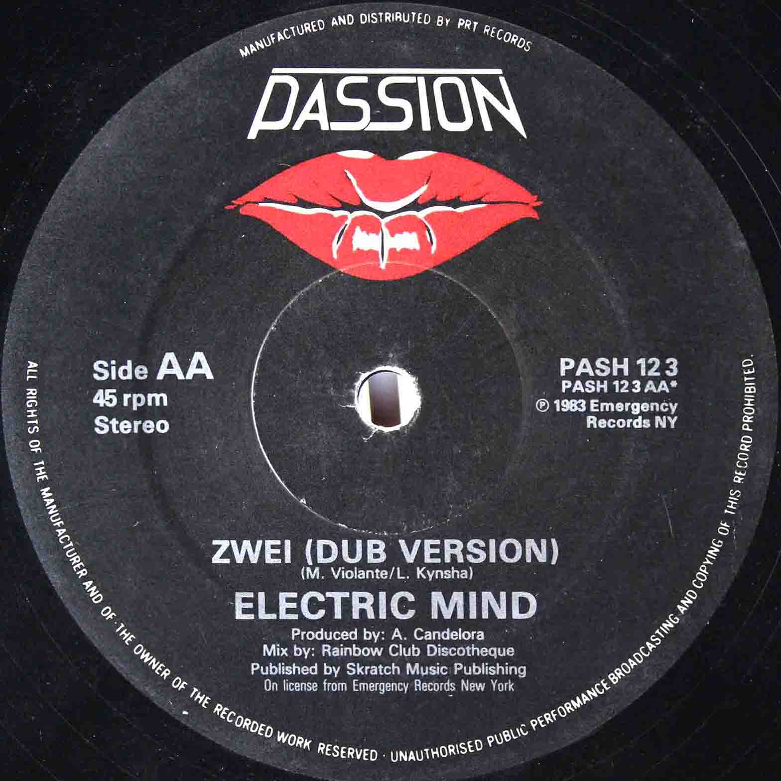 Electric Mind (1983) - Pick Me Up 09