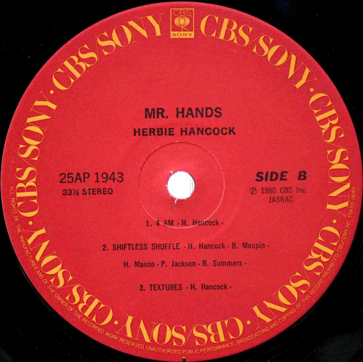 Herbie Hancock  Mr Hands 04