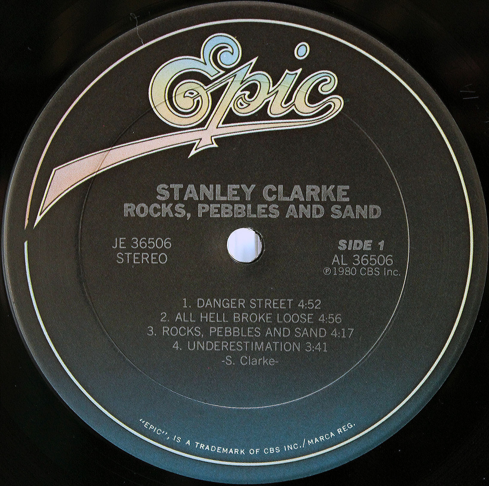 Stanley Clarke – Rocks, Pebbles And Sand 03