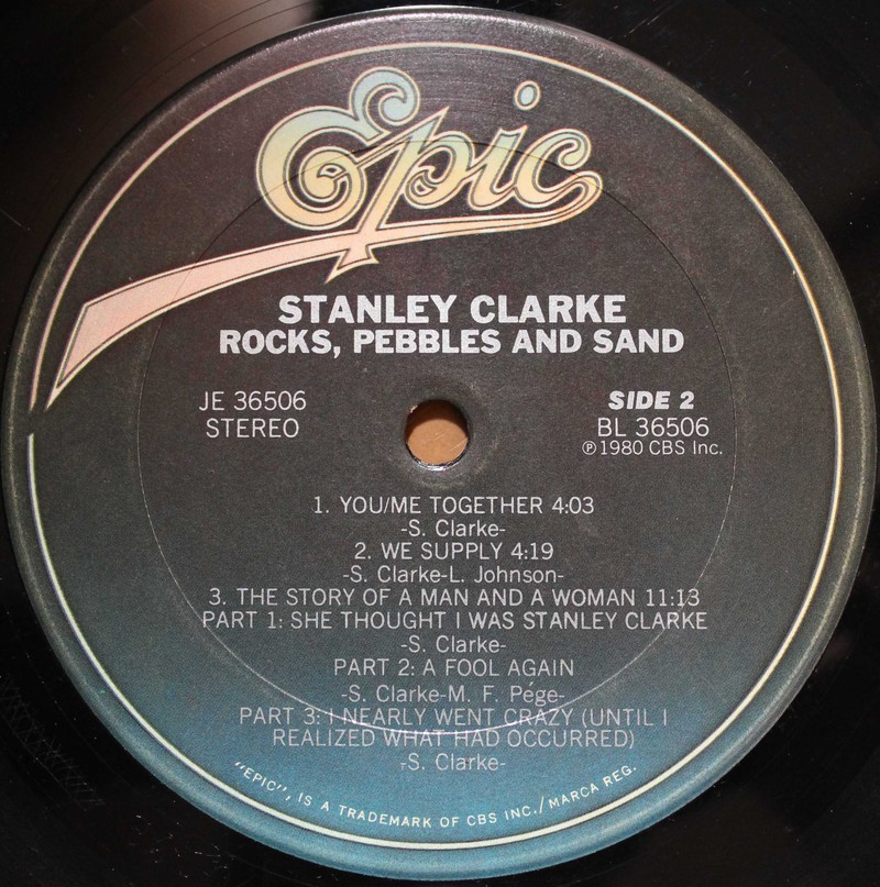 Stanley Clarke – Rocks, Pebbles And Sand 04