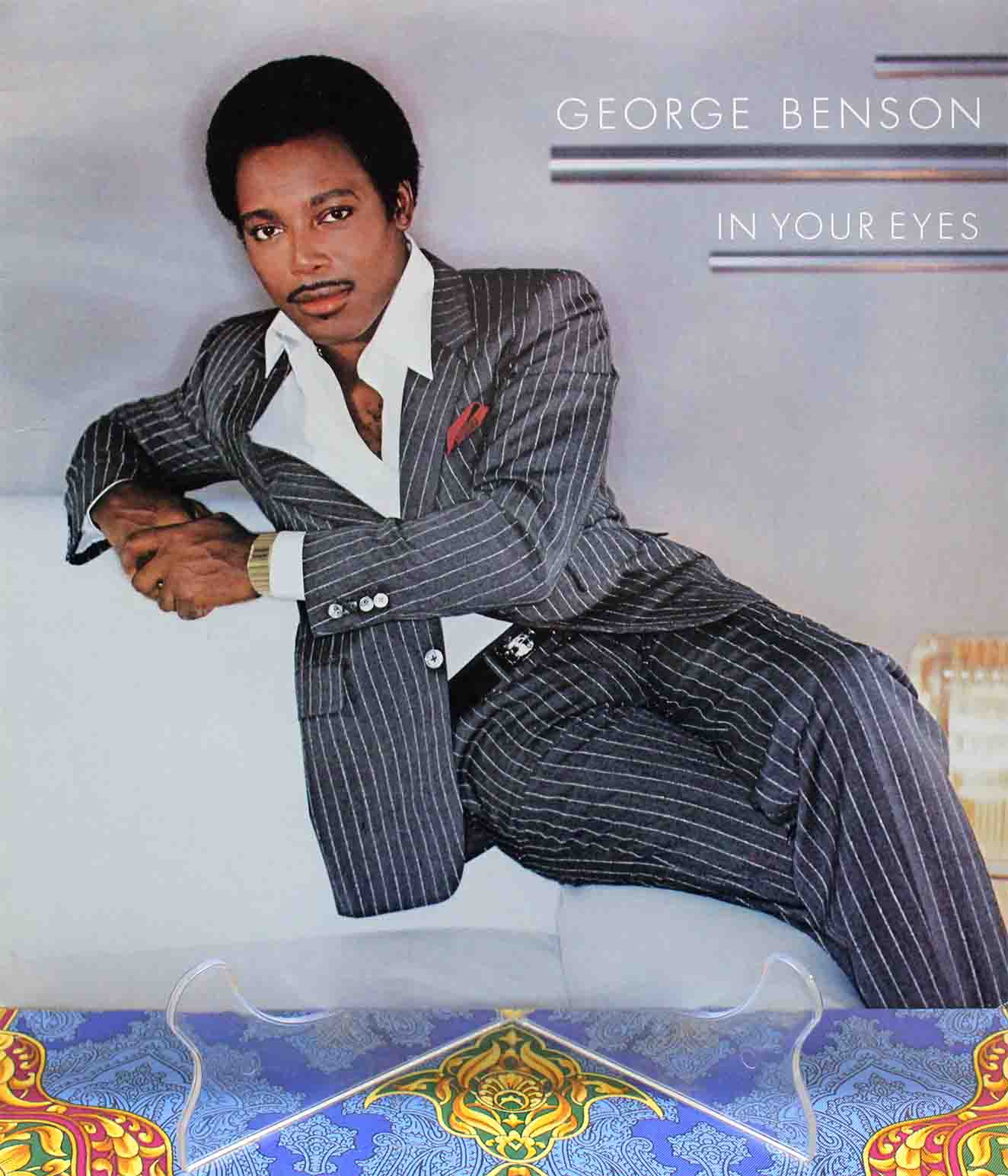 George Benson - In your eyes 01