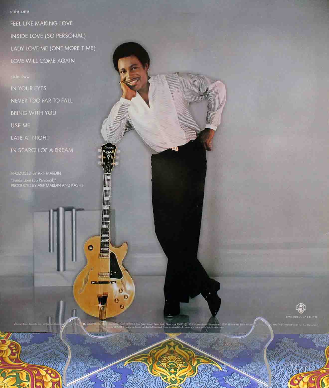 George Benson - In your eyes 02
