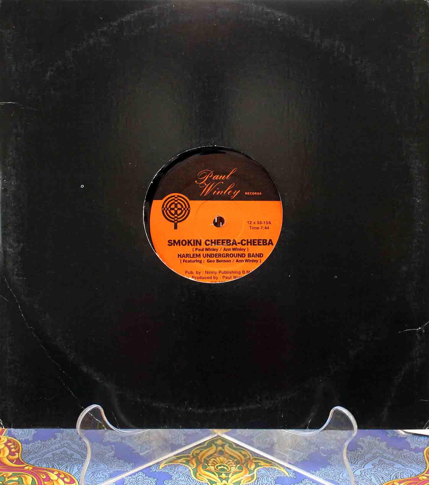 Harlem Underground Band - Smokin Cheeba Cheeba 01