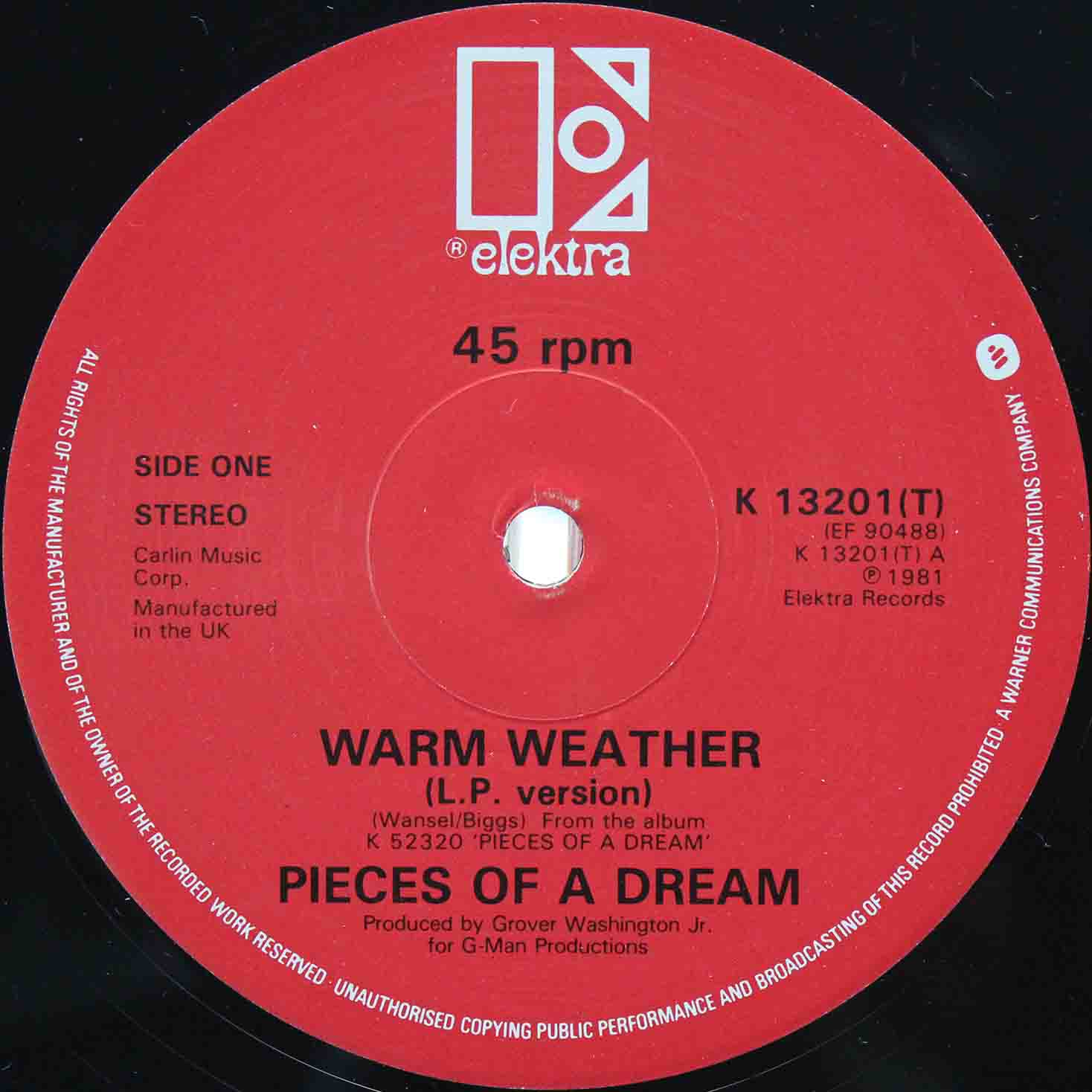 Pieces Of A Dream - Warm Weather 03