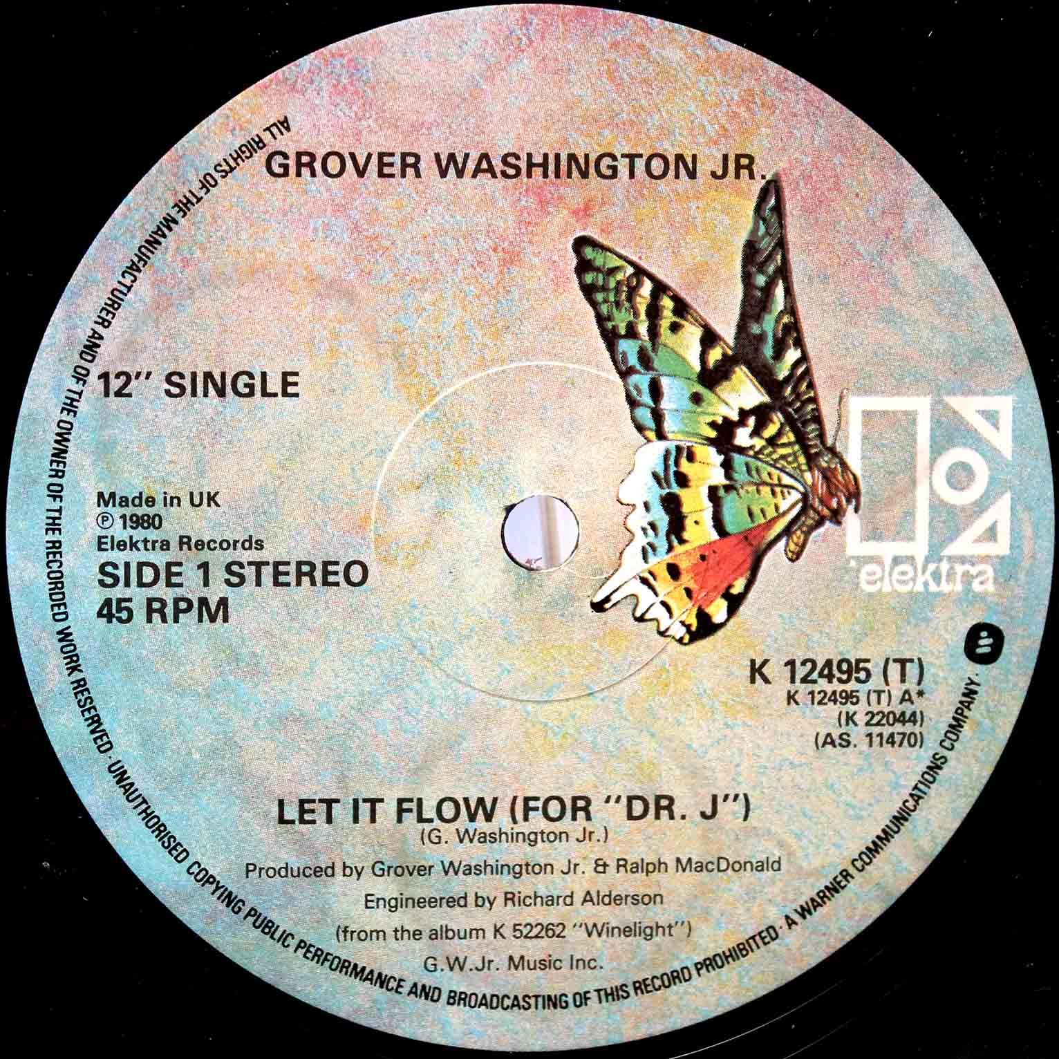 Grover Washington, Jr – Let It Flow 02