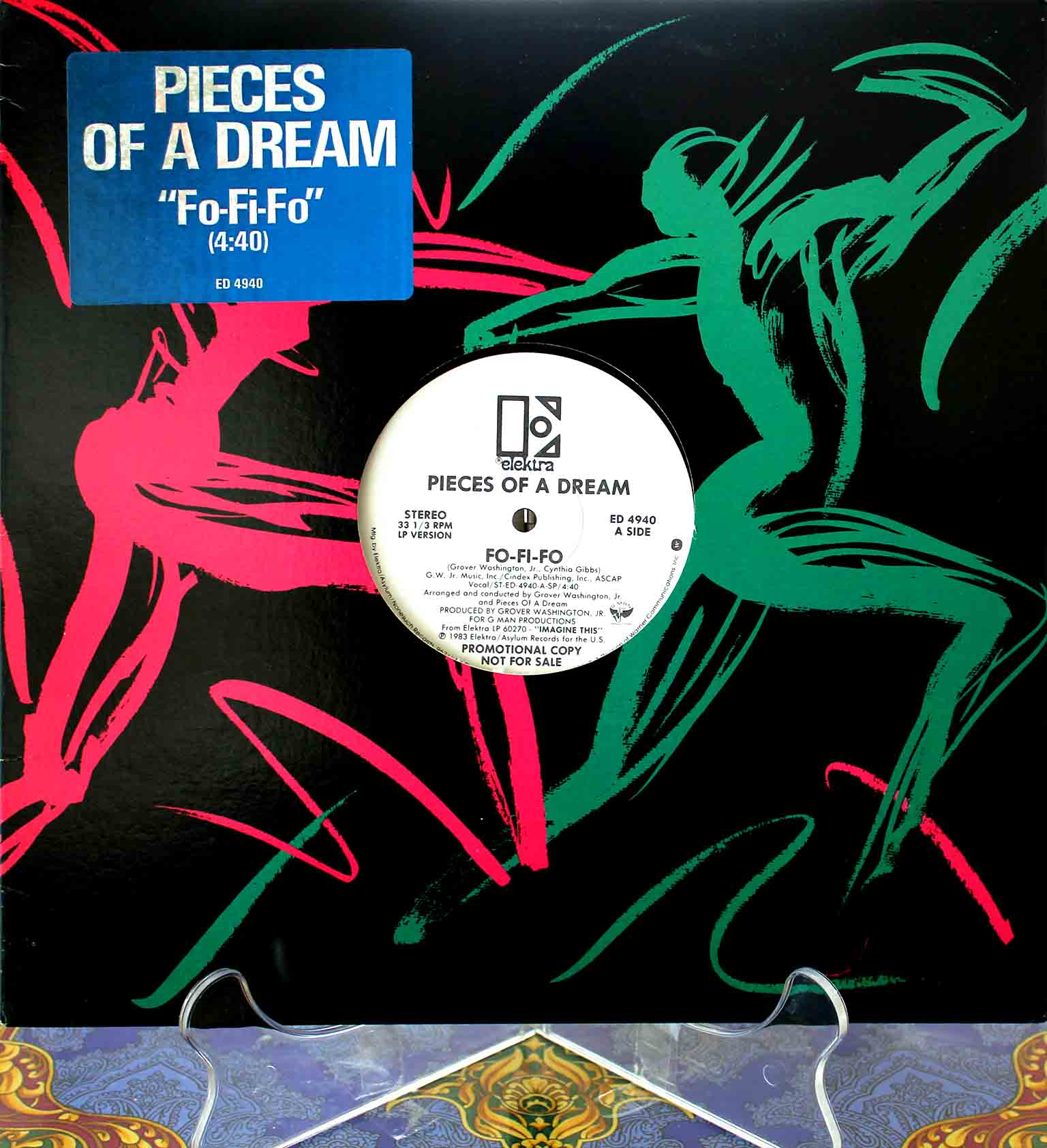 Pieces Of A Dream ‎– Fo-Fi-Fo 01