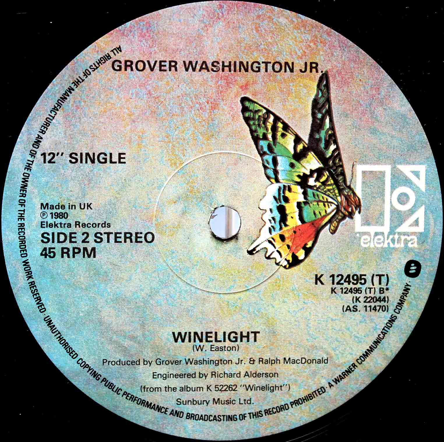 Grover Washington, Jr - Winelight 02