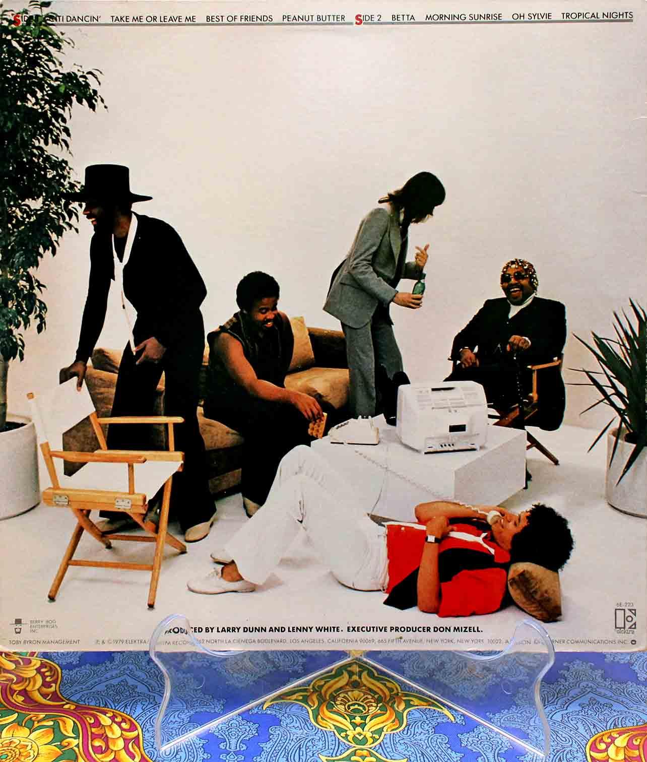 Twennynine Featuring Lenny White LP 02