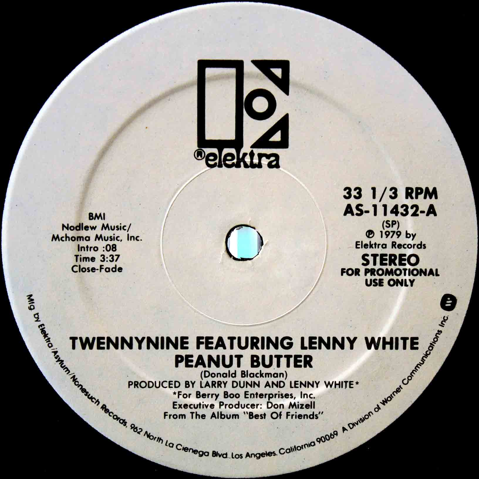 Twennynine Featuring Lenny White Peanut Butter 03