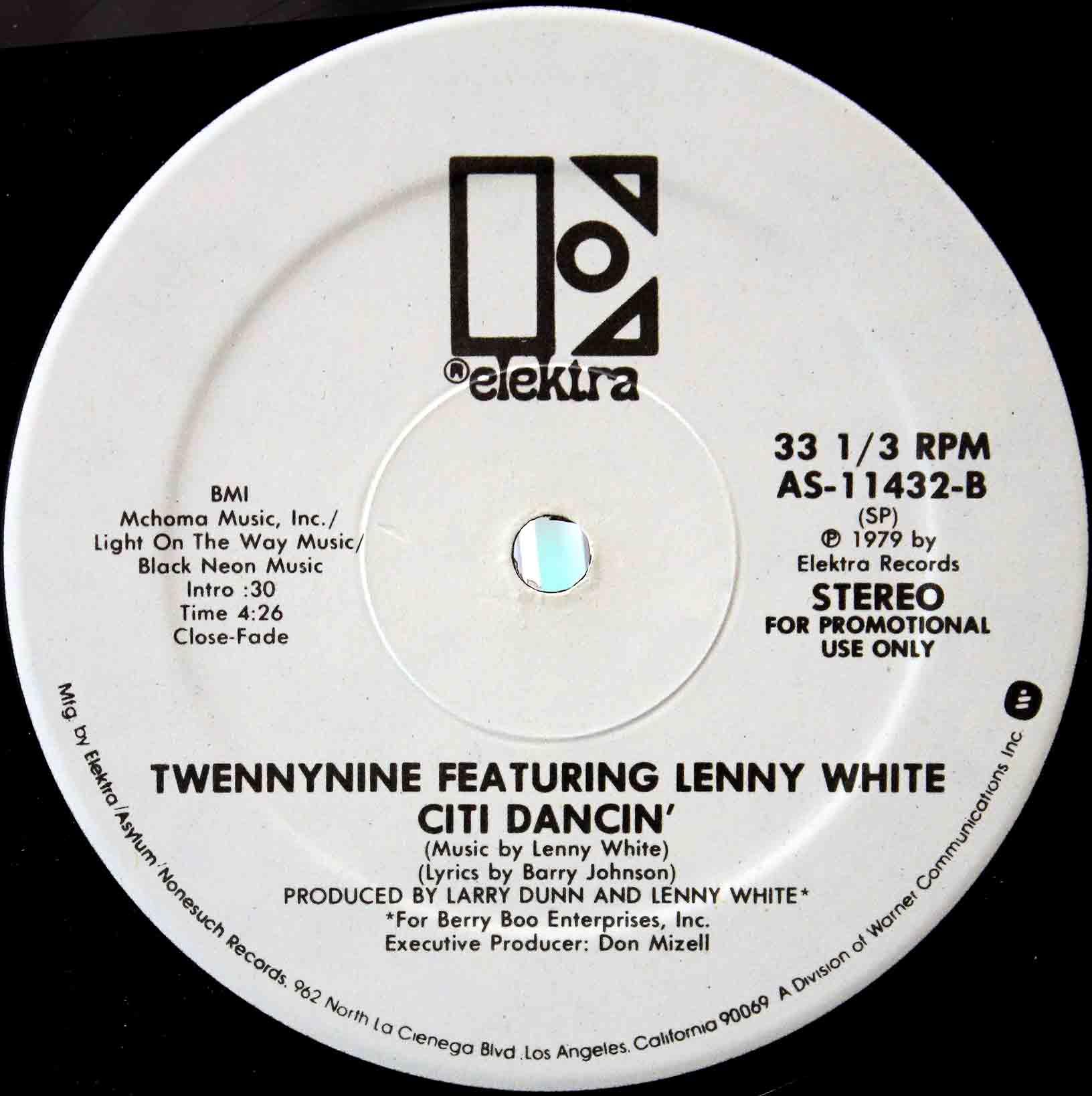 Twennynine Featuring Lenny White Peanut Butter 04