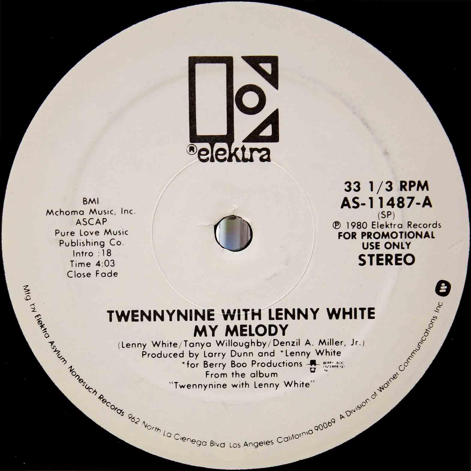 Twennynine With Lenny White – My Melody 03