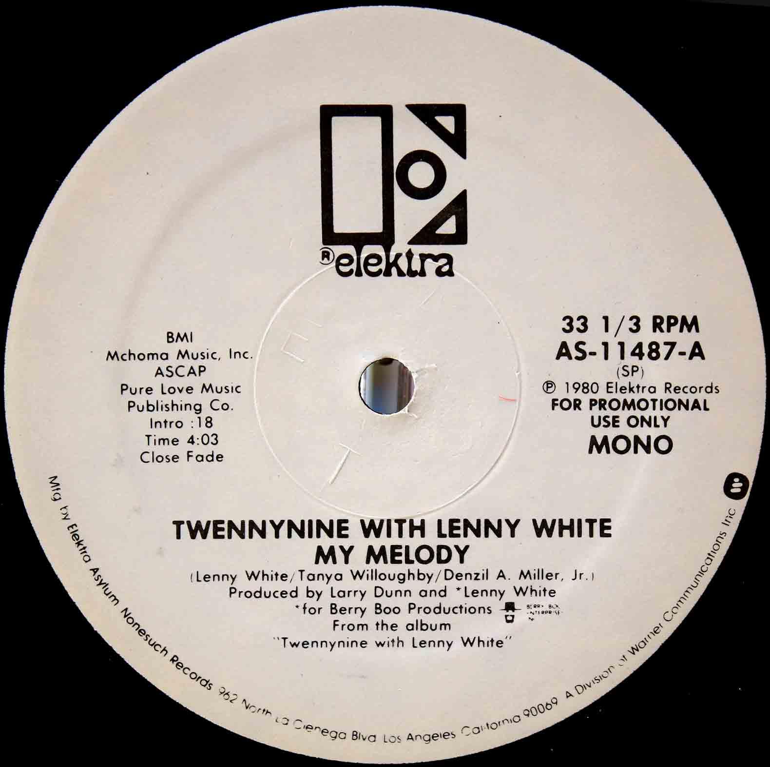 Twennynine With Lenny White – My Melody 04