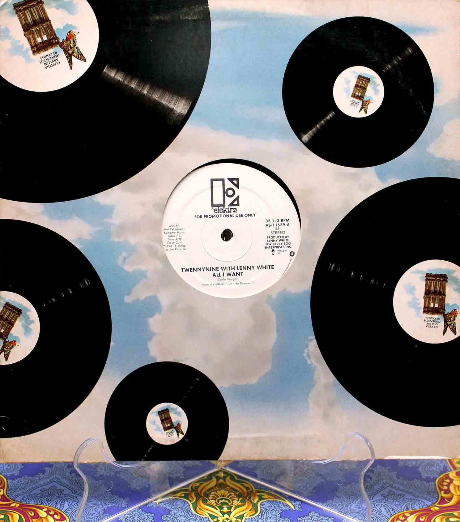 Twennynine With Lenny White - Twennynine (The Rap) 02