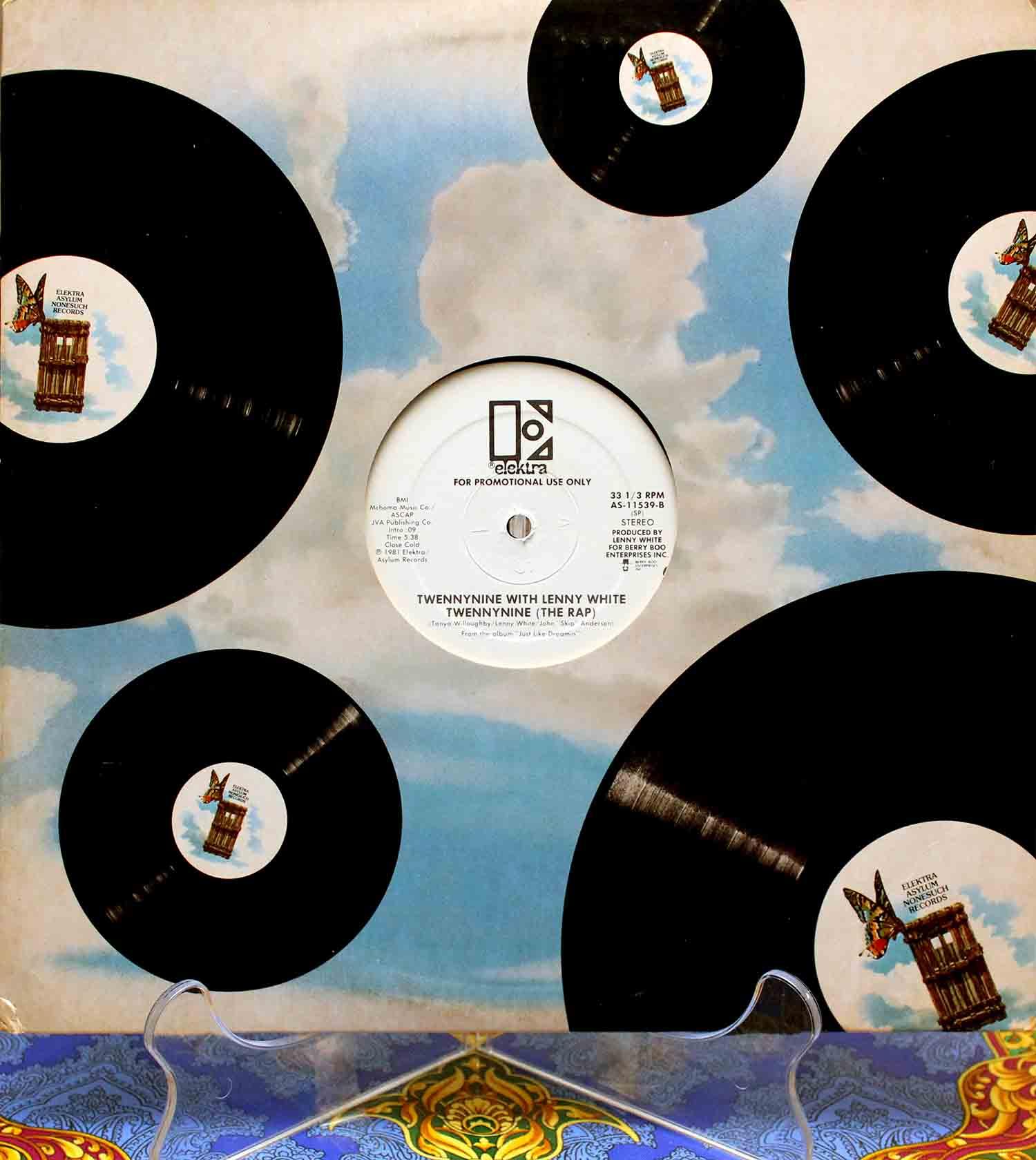 Twennynine With Lenny White - Twennynine (The Rap) 01