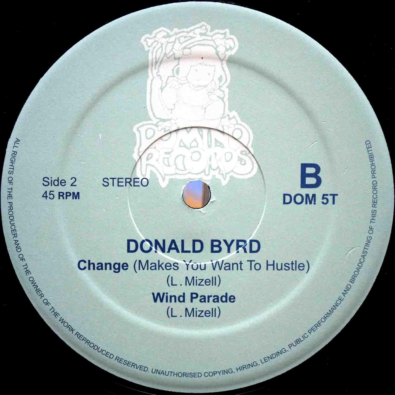 Donald Byrd – Change 02