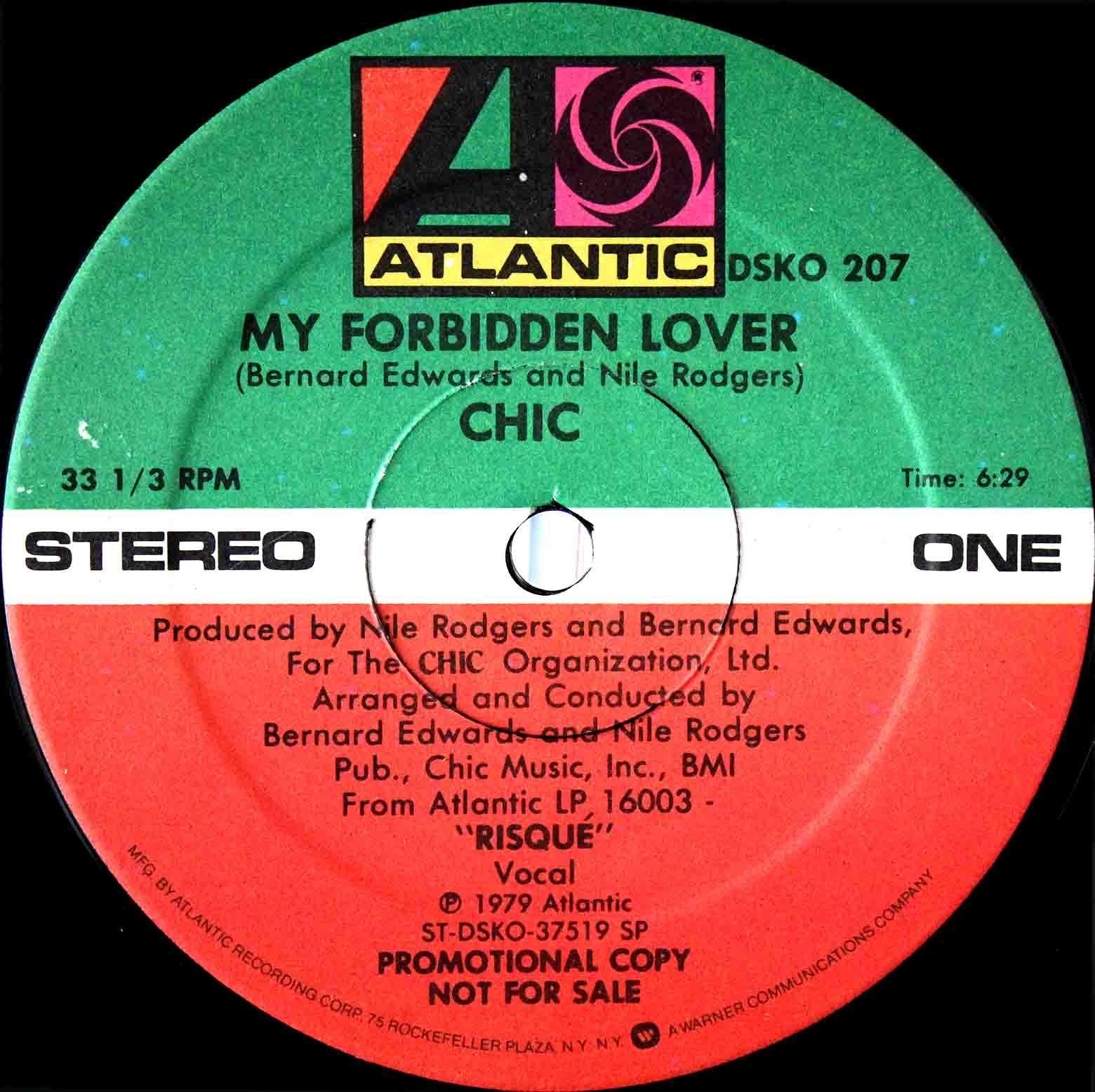 Chic – My Forbidden Lover 03