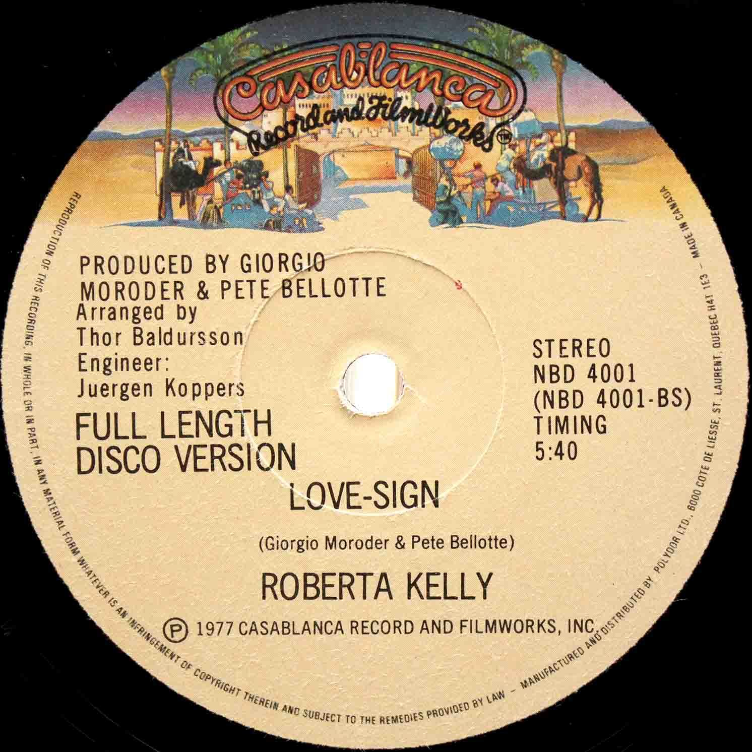 Roberta Kelly – Zodiacs 12 04