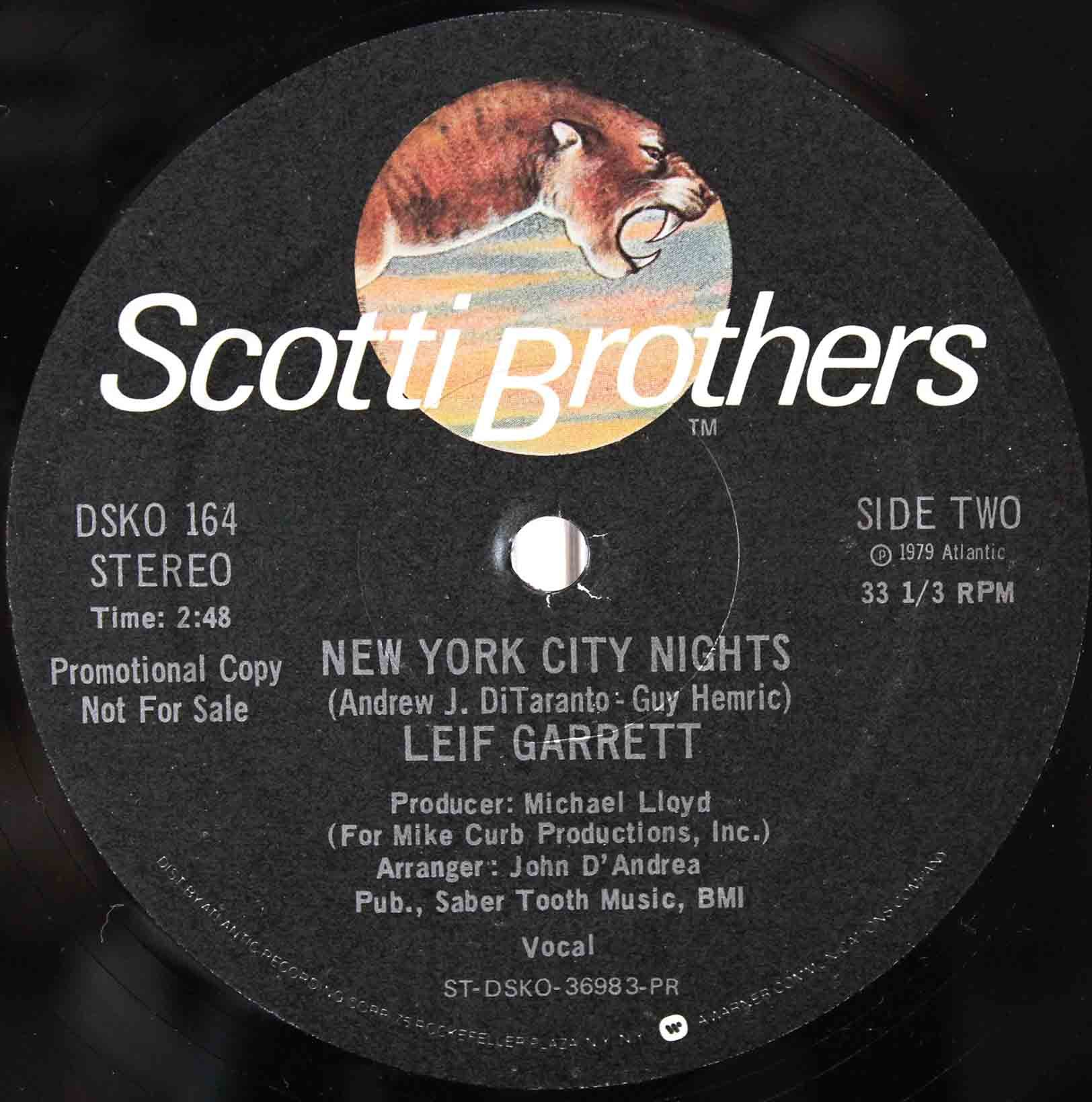 Leif Garrett - New York City Nights 03