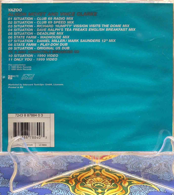 yazoo situation CD 02