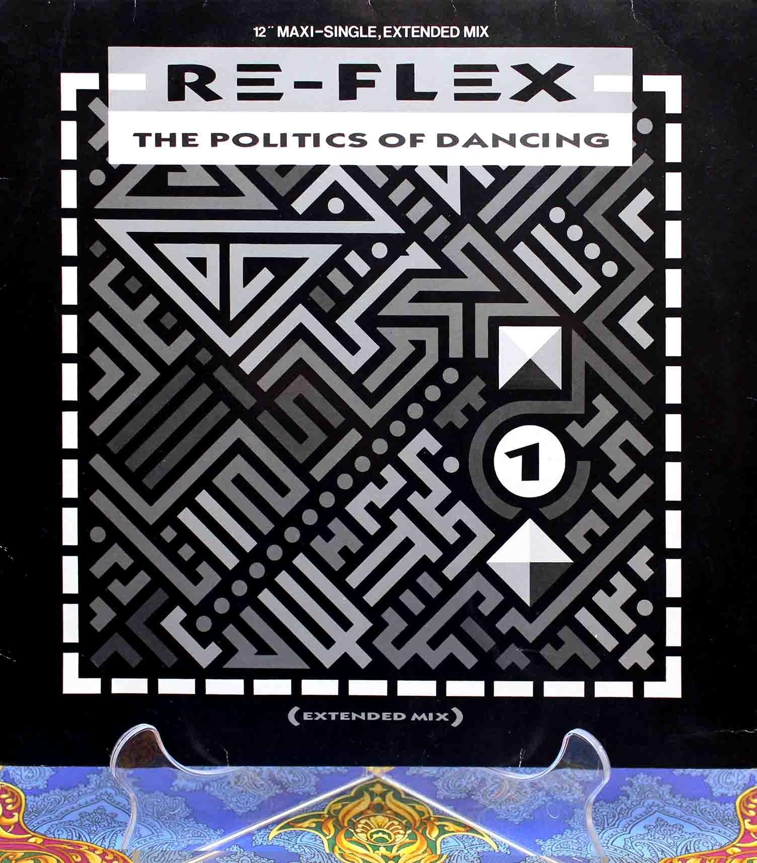 Re-flex The Politics of Dancing 01
