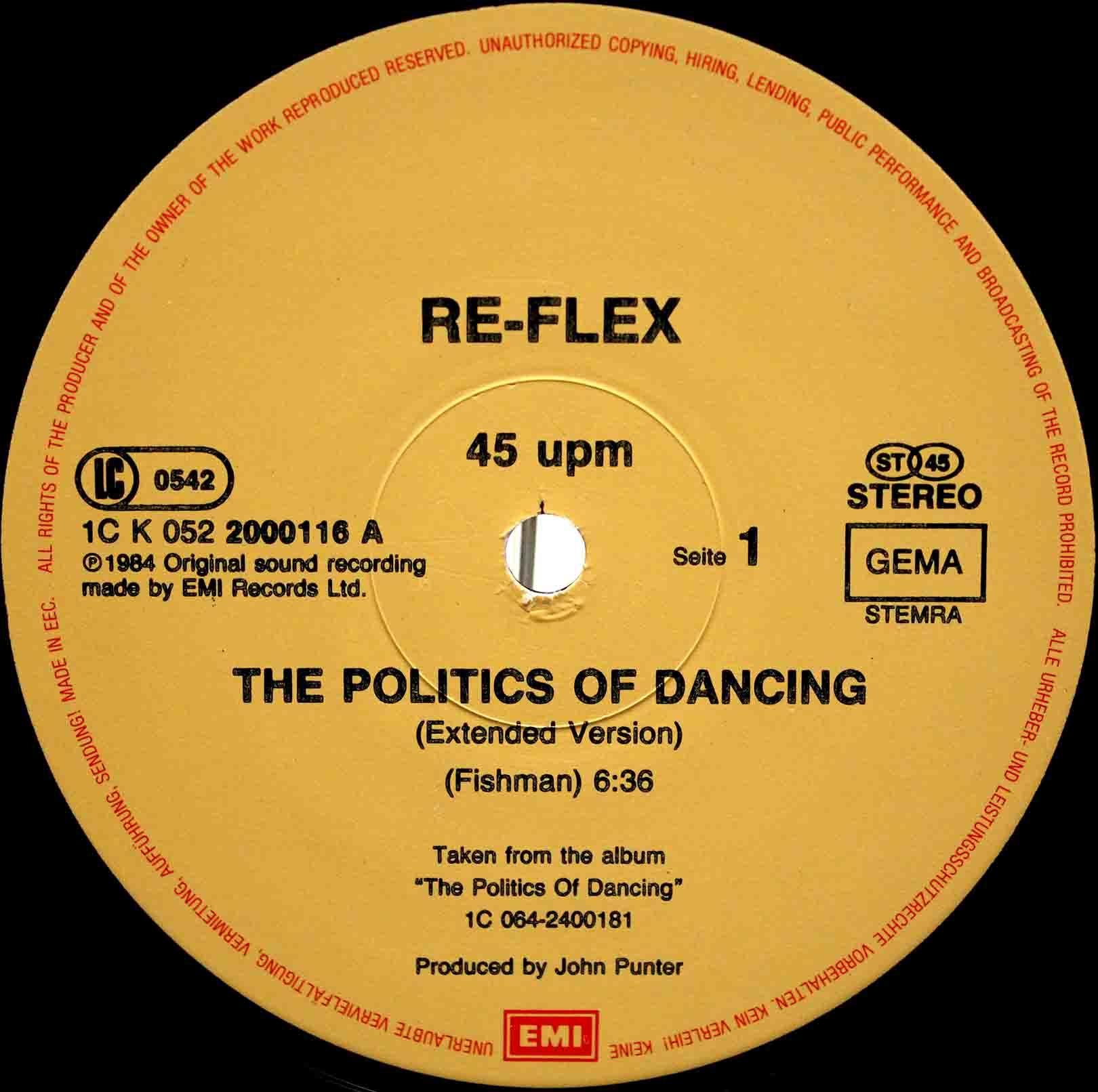 Re-flex The Politics of Dancing 03