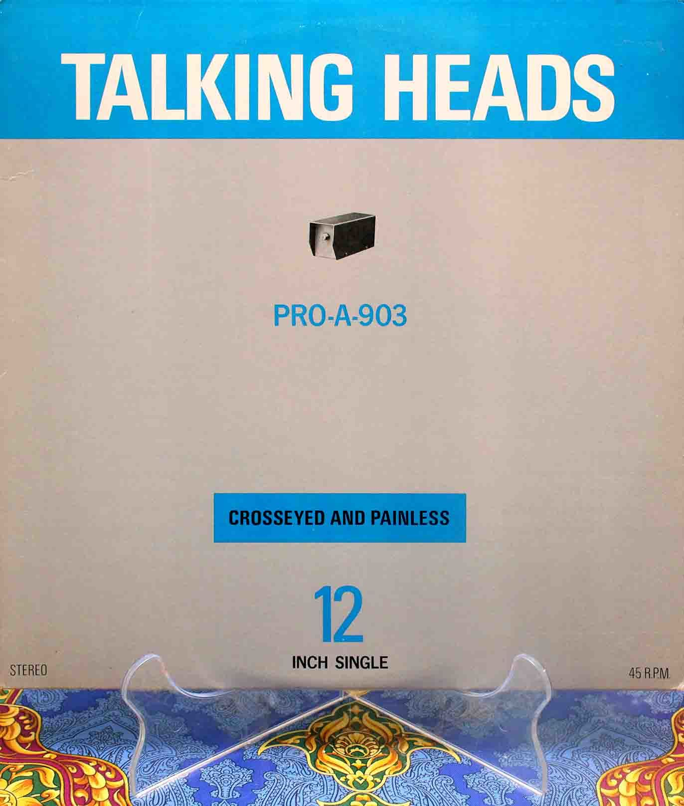 Talking Heads Crosseyed and Painless 01