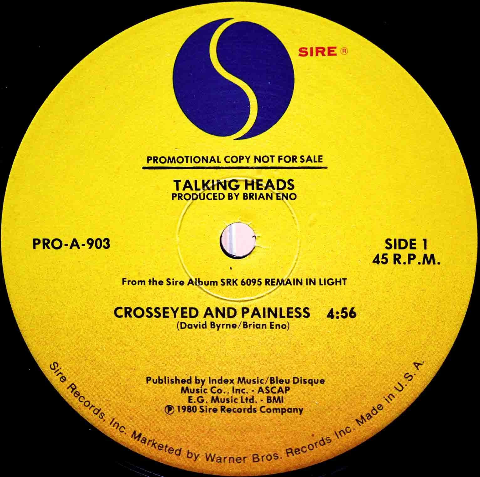 Talking Heads Crosseyed and Painless 03