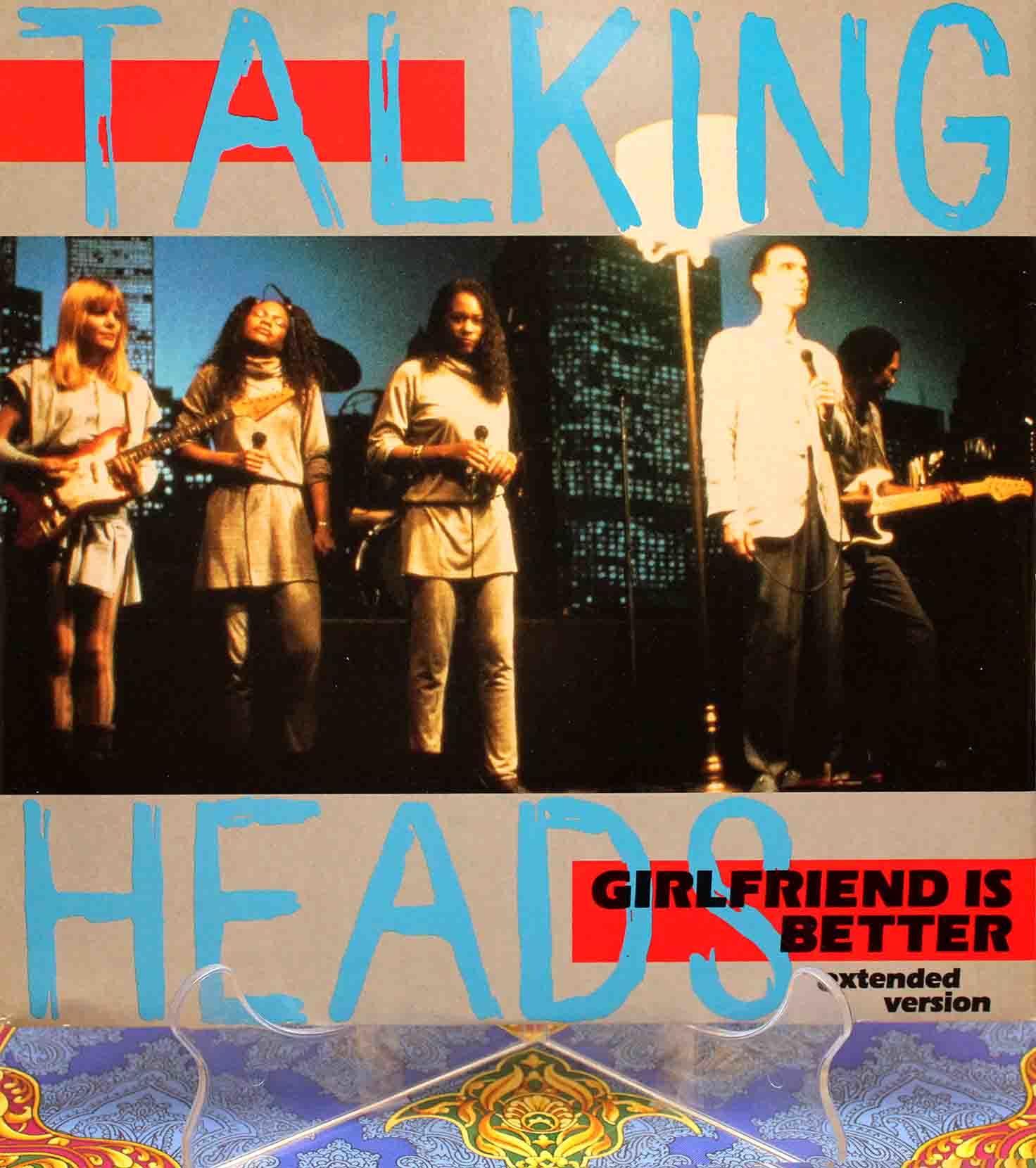 Talking Heads – Girlfriend Is Better 01