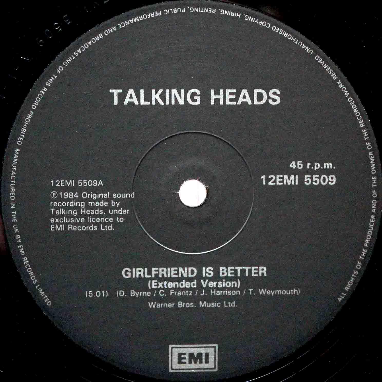 Talking Heads – Girlfriend Is Better 03