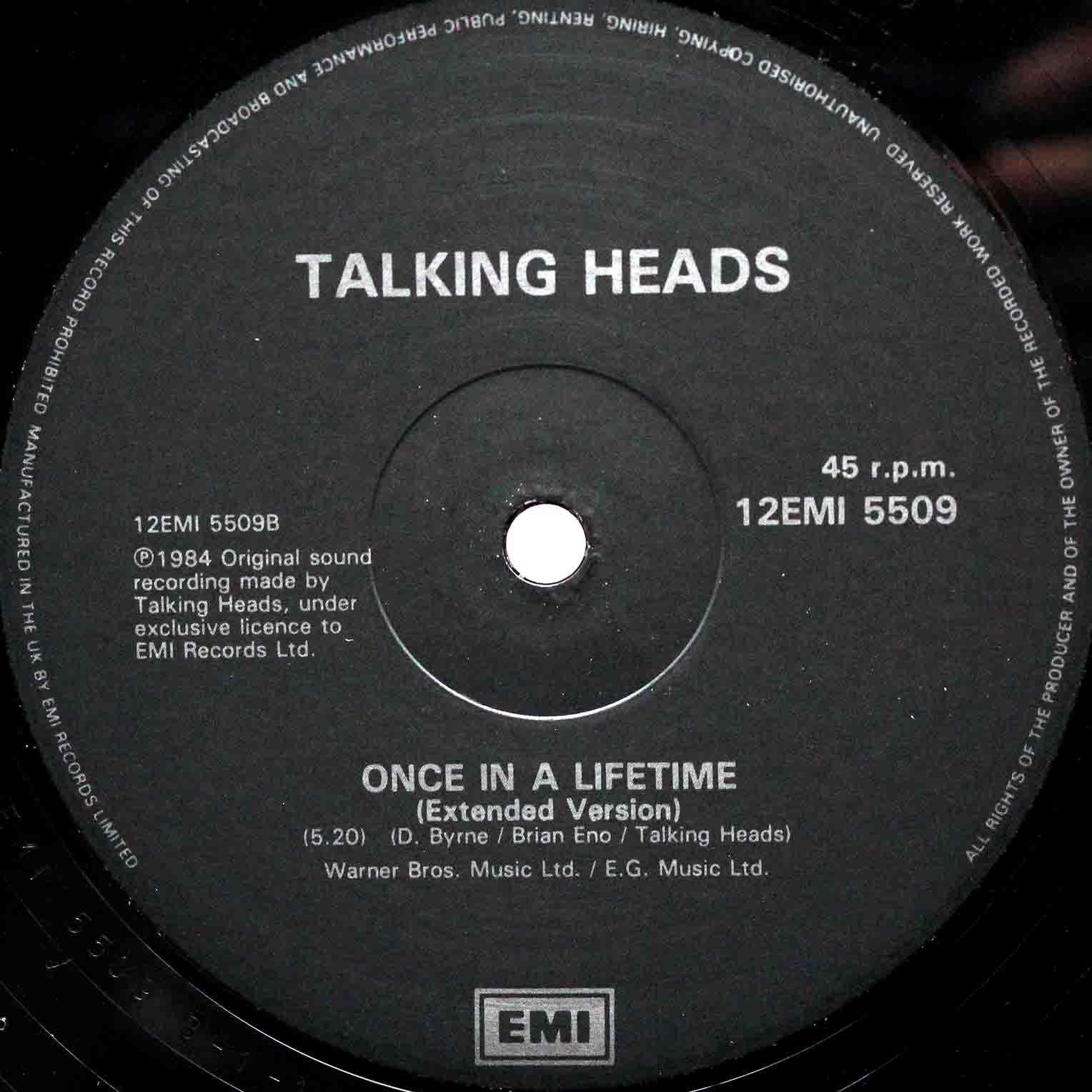 Talking Heads – Girlfriend Is Better 04