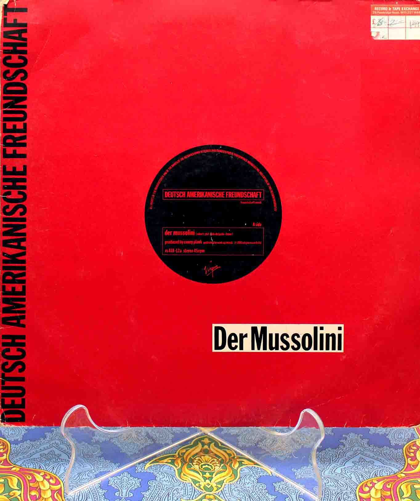 DAF - Der Mussolini 01