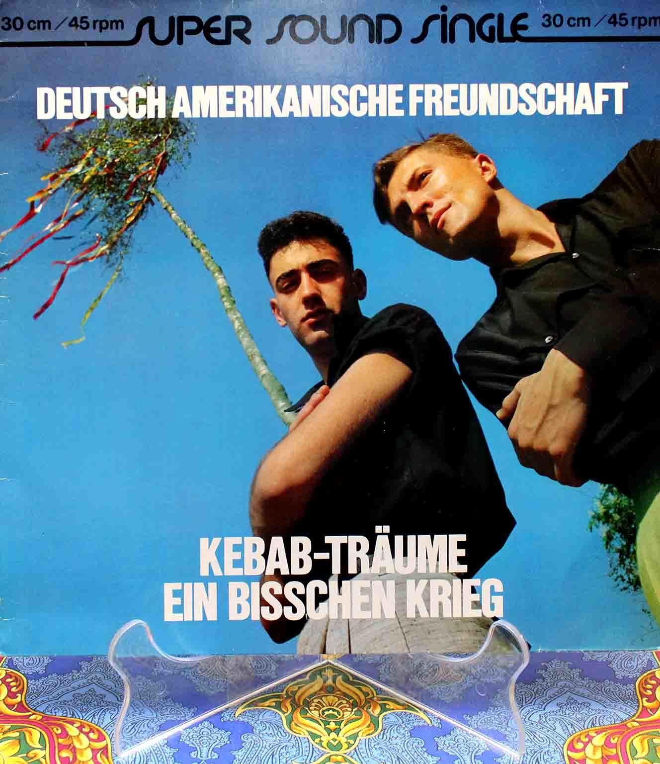 DAF – Kebab-Träume (Ger 12`Special Long Version) 01