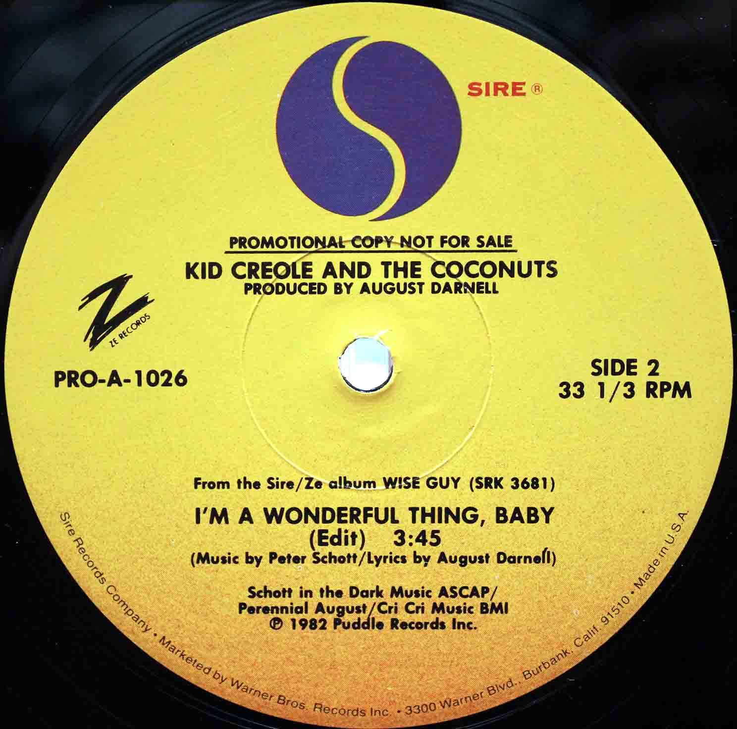 Kid Creole and the Coconuts 03