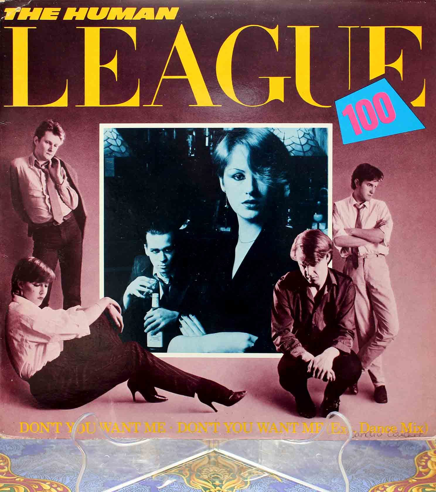 Human League – Dont You Want Me 01